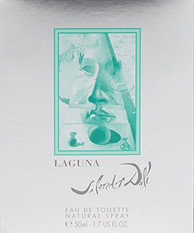 Laguna By Salvador Dali For Women. Eau De Toilette Spray 1.7 Oz