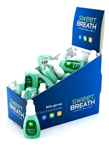 Sweet Breath Drops (48 Pieces) Spearmint (Green) 0.125Oz
