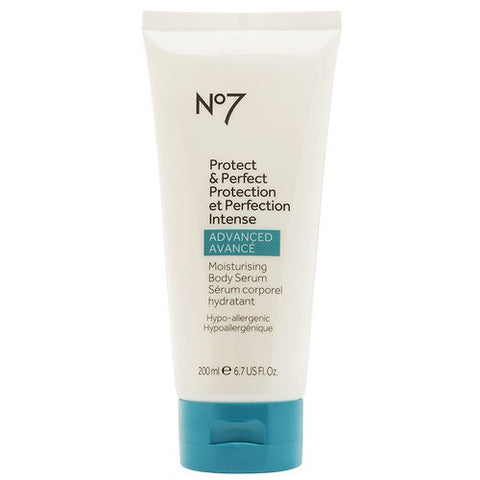 No7 Protect & Perfect Intense Advanced Moisturising Body Serum 200Ml