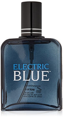 Parfums Belcam Electric Blue Version Of Bleu De Chanel Eau De Toilette Spray, 2.5 Fluid Ounce