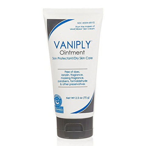 Vaniply Ointment Tube, 2.5 Ounce