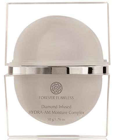 Forever Flawless Hydra-Am Daily Moisturizing Cream With White Diamond Powder And Vitamin C