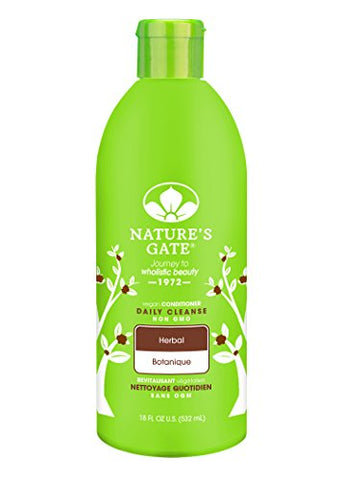 Nature'S Gate Herbal Daily Conditioner, 18 Ounce