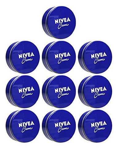 Authentic German Nivea Creme 400Ml/13.52Oz Body Face Hand Cream Moisturizer