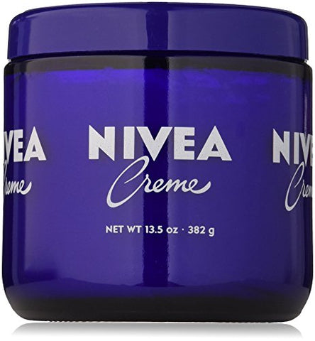 Nivea Body Creme Glass Jar, 13.5 Ounce