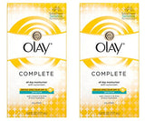 Olay Complete Lotion All Day Moisturizer With Spf 15 For Sensitive Skin, 6.0 Fl Oz
