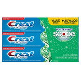 Crest Complete Whitening Plus Scope Toothpaste - Minty Fresh, Net Wt. 6.2 Oz(175 G)