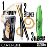 Covergirl Clump Crusher Extensions Lashblast Mascara Very Black 840, .44 Oz