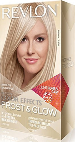 Revlon Colorsilk Color Effects Frost And Glow Highlights, Platinum
