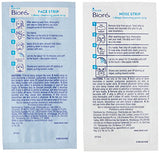 Biore Deep Cleansing Pore Strips Combo Pack, 24 Count Strips