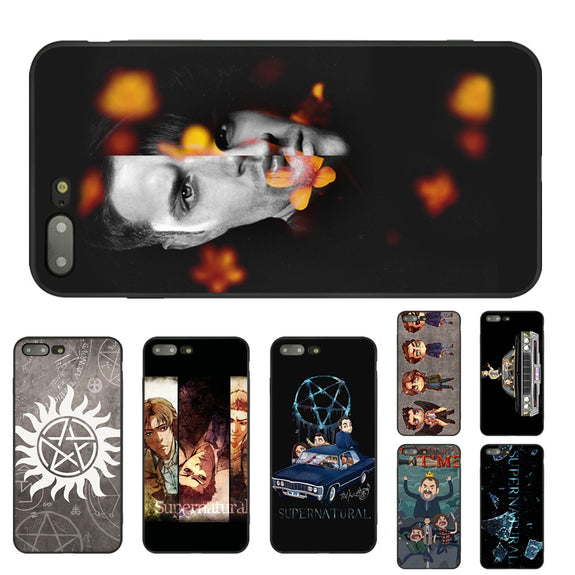 supernatural coque iphone 7