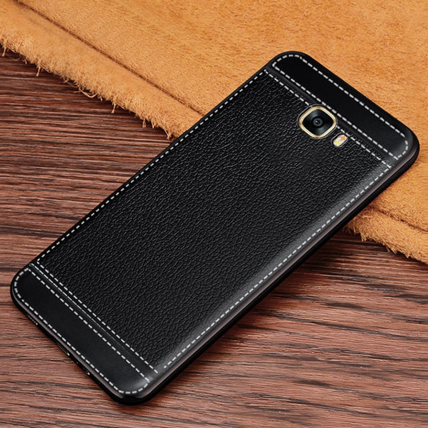 Case For Samsung Galaxy C7 C7000 / C7 Pro C7010 Case Silicone Back Cover  Coque For Samsung C7pro C 7 C7000 C7010 C7 Phone Case
