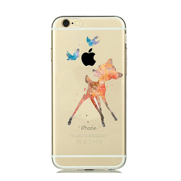 coque iphone 7 cinderella