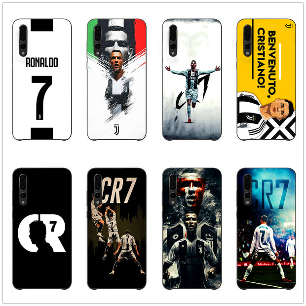 Dk Huawei P20 Lite P10 P8 P9 Series Aesthetic Phone Case Juventus Foot The Big Cat Cases