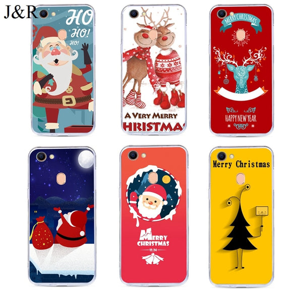ec9ea4587aa312 For OPPO F5 Case Silicone Cute Cat Cartoon Clear Back Phone Cases For
