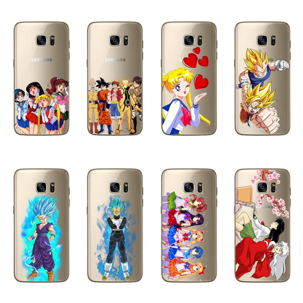 the best attitude d3194 8a46c For Samsung Galaxy S7 Luxury Phone Case Pretty Boy Gilr Lovers Cellphone  Case Covers For Samsung S7 Phone Bag Funda Coque Coque
