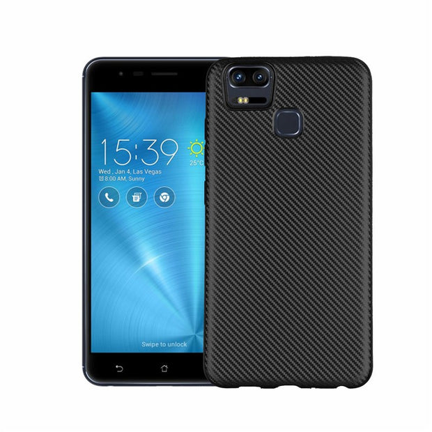 differently 004bb 384ca Full Protective Soft Case For Asus Zenfone 3 Zoom ZE553KL Case Ultra-thin  Soft TPU Back Cover For Zenfone 3Zoom ZE553KL Z01HDA