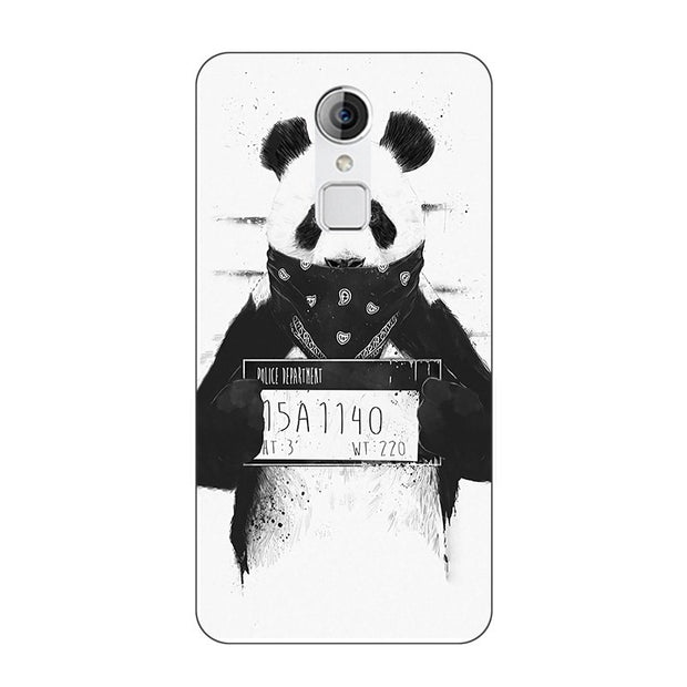 pretty nice 47083 fca14 Lovely Cartoon Phone Cases For Zte Blade A1 5.0
