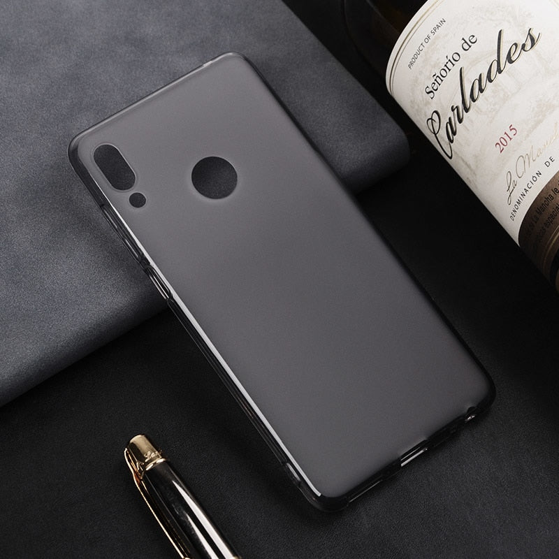 Luxury Soft Silicone TPU Case For Lenovo K5 Pro Back Cover Protective Phone  Cases For Lenovo K5 Pro L38041 Case Cover