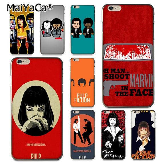 coque iphone 8 plus pulp fiction