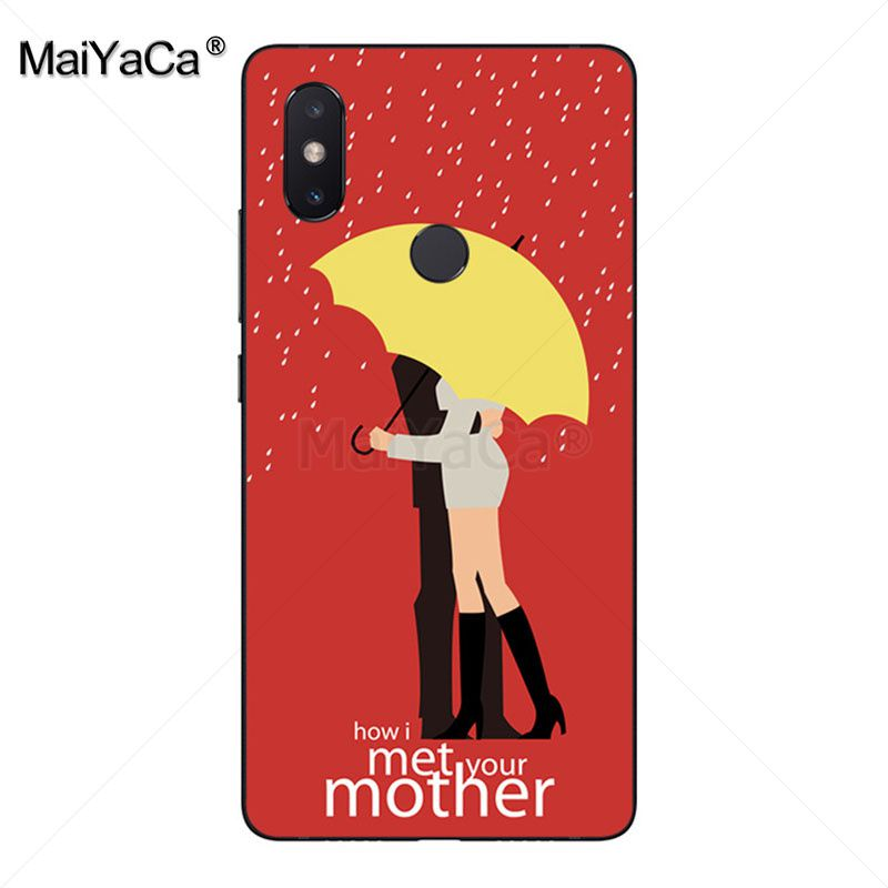 Cases - Mom on red redmi note 3 cover