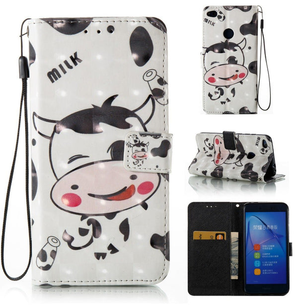 coque huawei p8 lite 2017 painting