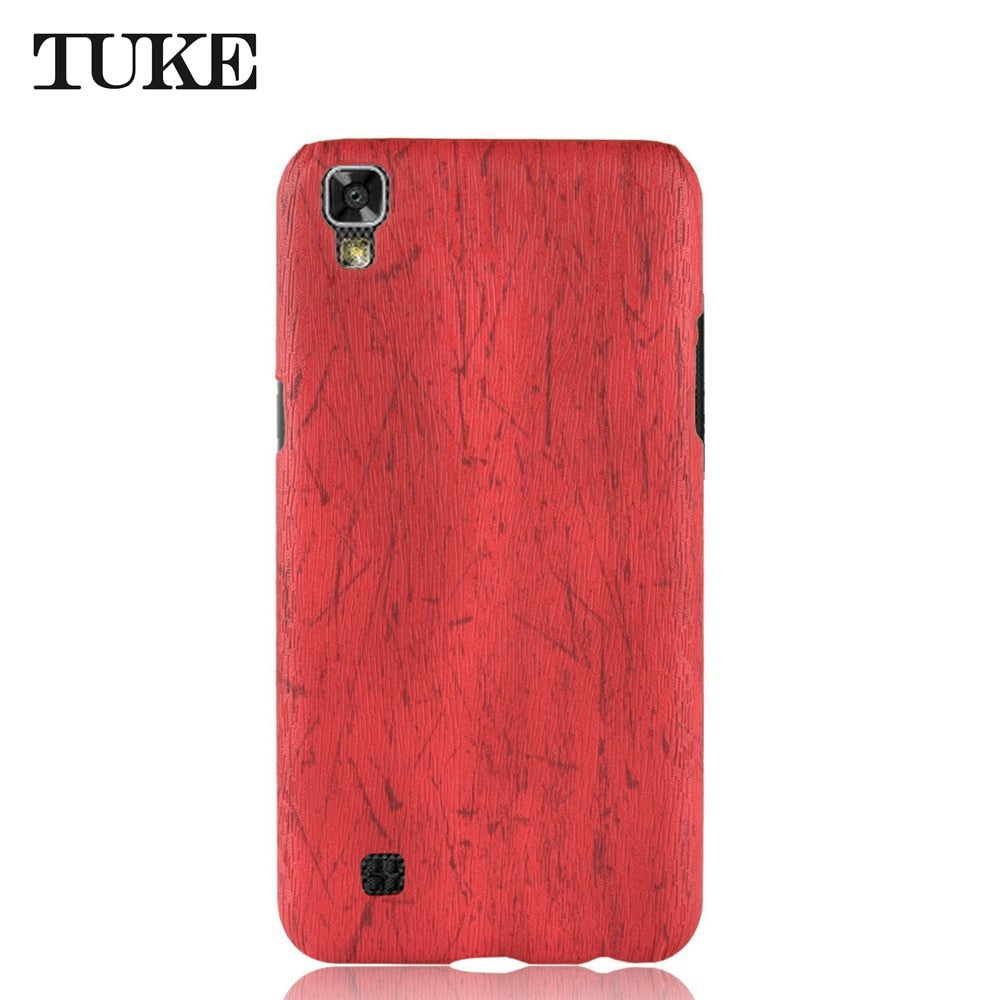 half off 4a3e6 3275d Phone Case For LG X Power K220ds K220 LS755 Case Wood Grain Coque For LG  XPower Cases Hard Plastic Cover