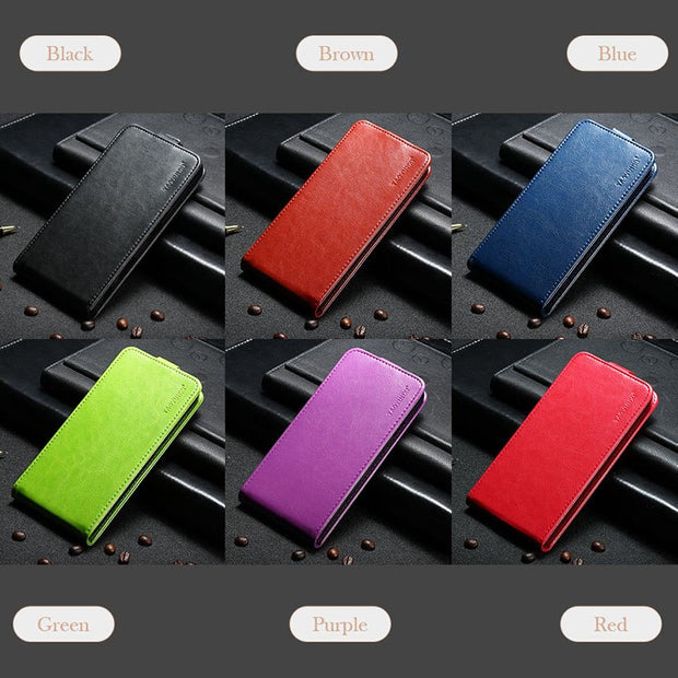 sneakers for cheap 052d8 811e9 TAOYUNXI Vertical Leather Phone Cases For Acer Liquid E700 Z520 Z630 ...