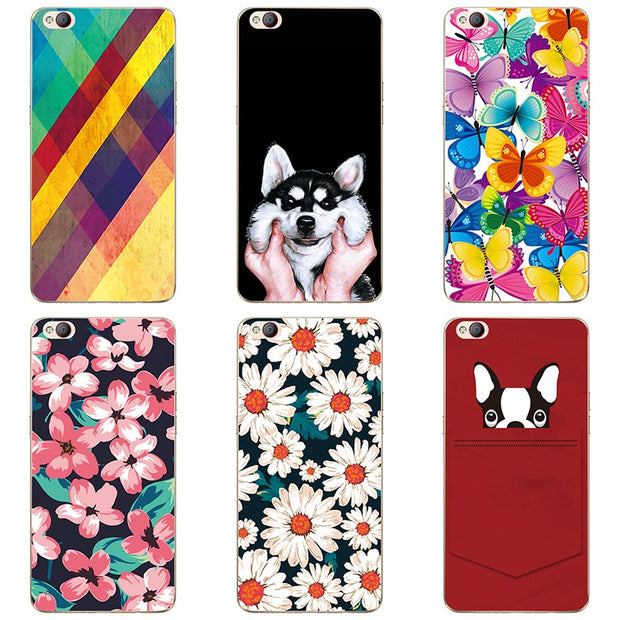 new arrival e9527 378dc Hard Plastic Phone Case Cover For ZTE Nubia M2 Lite Phone Shell ...