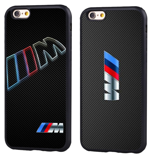 sale retailer d45aa 56352 Luxury Bmw M3 Photo Print Soft TPU Silicone Protective Case Cover For  IPhone X 8 7 7Plus 6 6S Plus 5 5S 5C SE Back Cover Shell