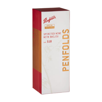 Penfolds Lot. 518 Spirited Wine with Baijiu NV
