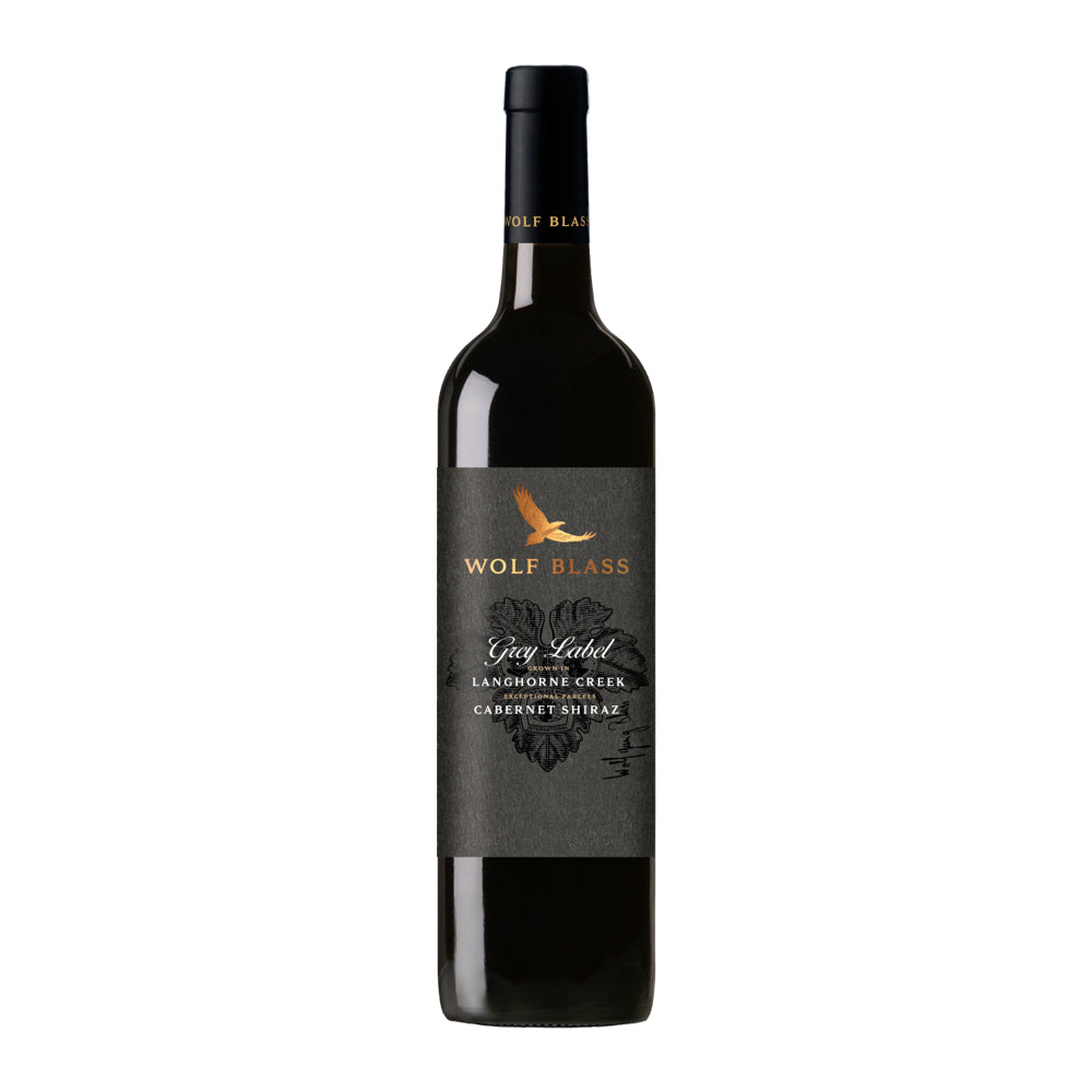 It's just a graphic of Priceless Wolf Blass Grey Label Cabernet Sauvignon