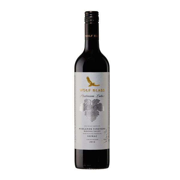 Platinum Label Shiraz 2015