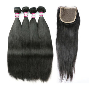 virgin-hair-straight-4-bundles-with-closure