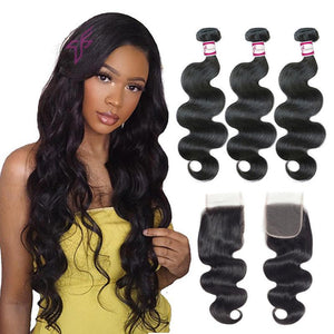 virgin-hair-wet-andwavy--body-wave-4-bundles-with-closure