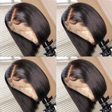lace-front-bob-wigs-straight-with-baby-hair