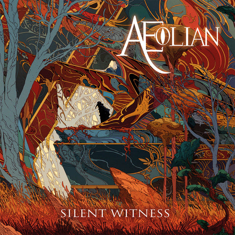 Aeolian - Silent Witness (CD)