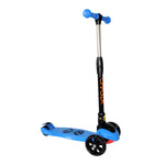 Chaser 6+ Folding Kids Kick Scooter-Blue