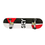 "Chaser 31"" Wooden Maple Skateboard(6120)-Sky"