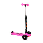 Chaser 6+ Folding Kids Kick Scooter-Pink