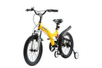 "RoyalBaby Flying Bear Full Suspension Kids Bike 16""-Yellow"