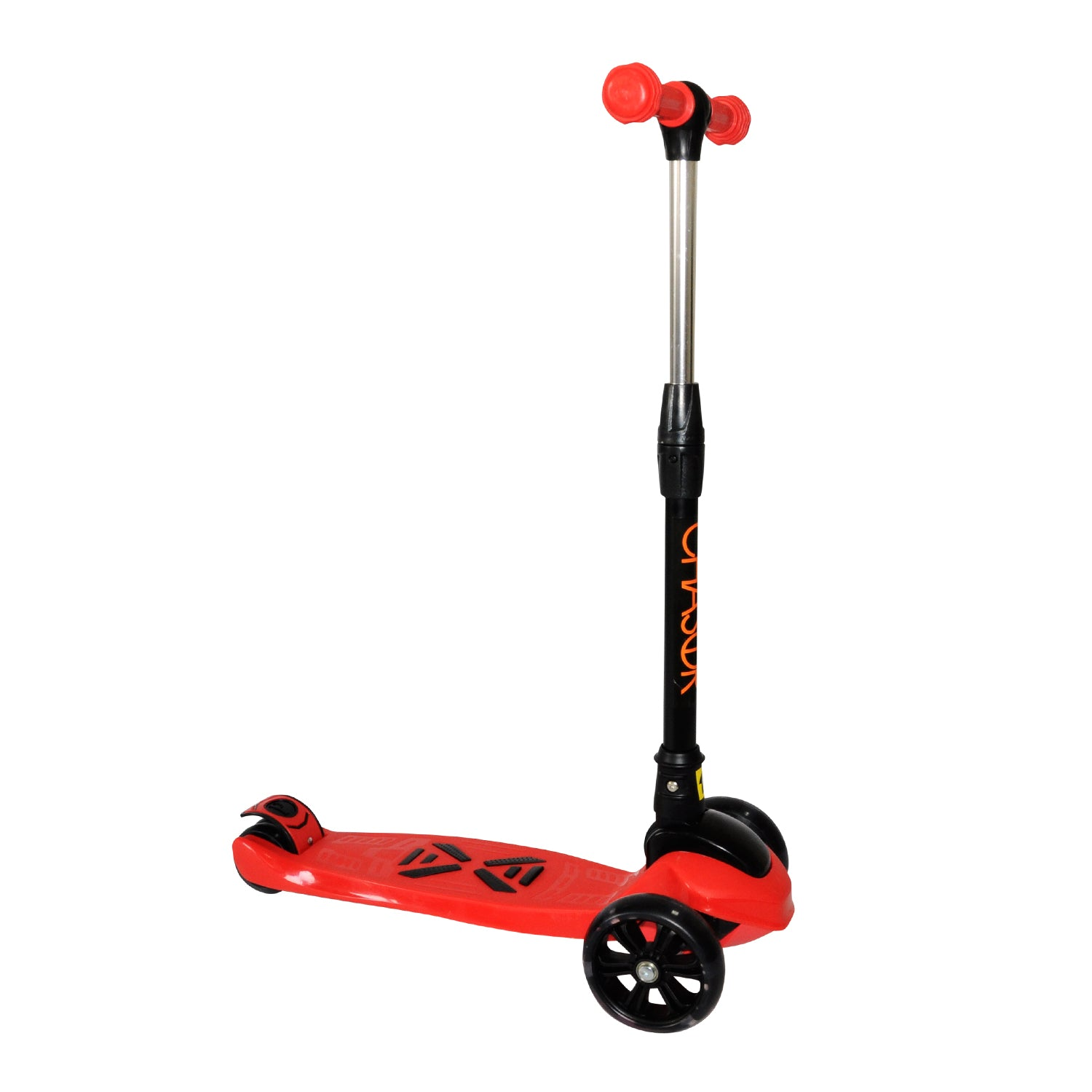 Chaser 6+ Folding Kids Kick Scooter-Red