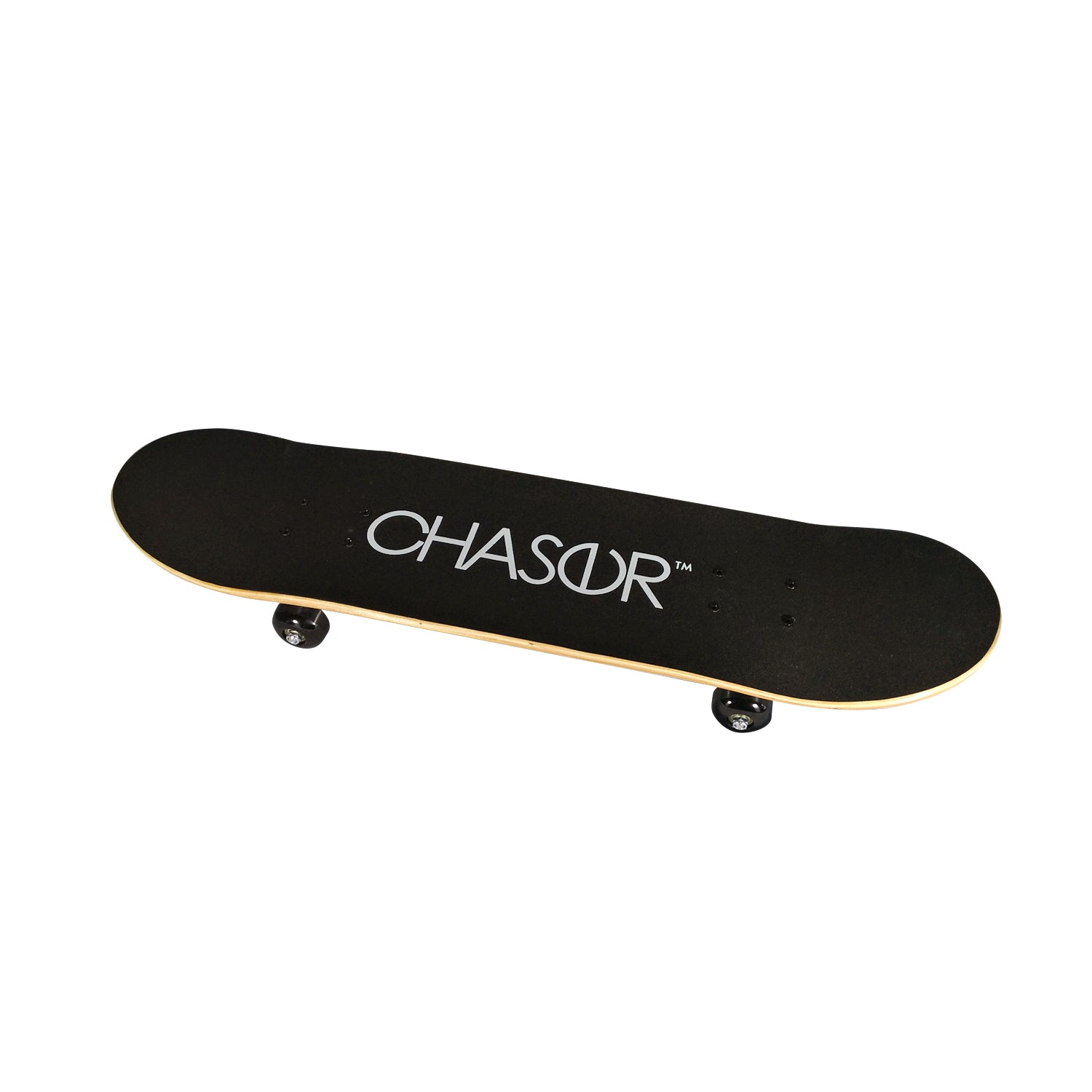 "Chaser 31"" Wooden Maple Skateboard(6120)-Ollie Since 10"