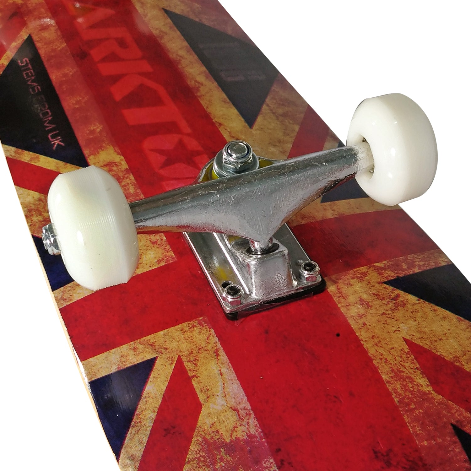 "Chaser 31"" Wooden Maple Skateboard(6120)-Stems From UK"