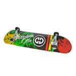 "Chaser 31"" Wooden Maple Skateboard(6120)-Freedom Olie"