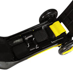 Chaser 3 in 1 Children's Car (1101)- Black/Yellow