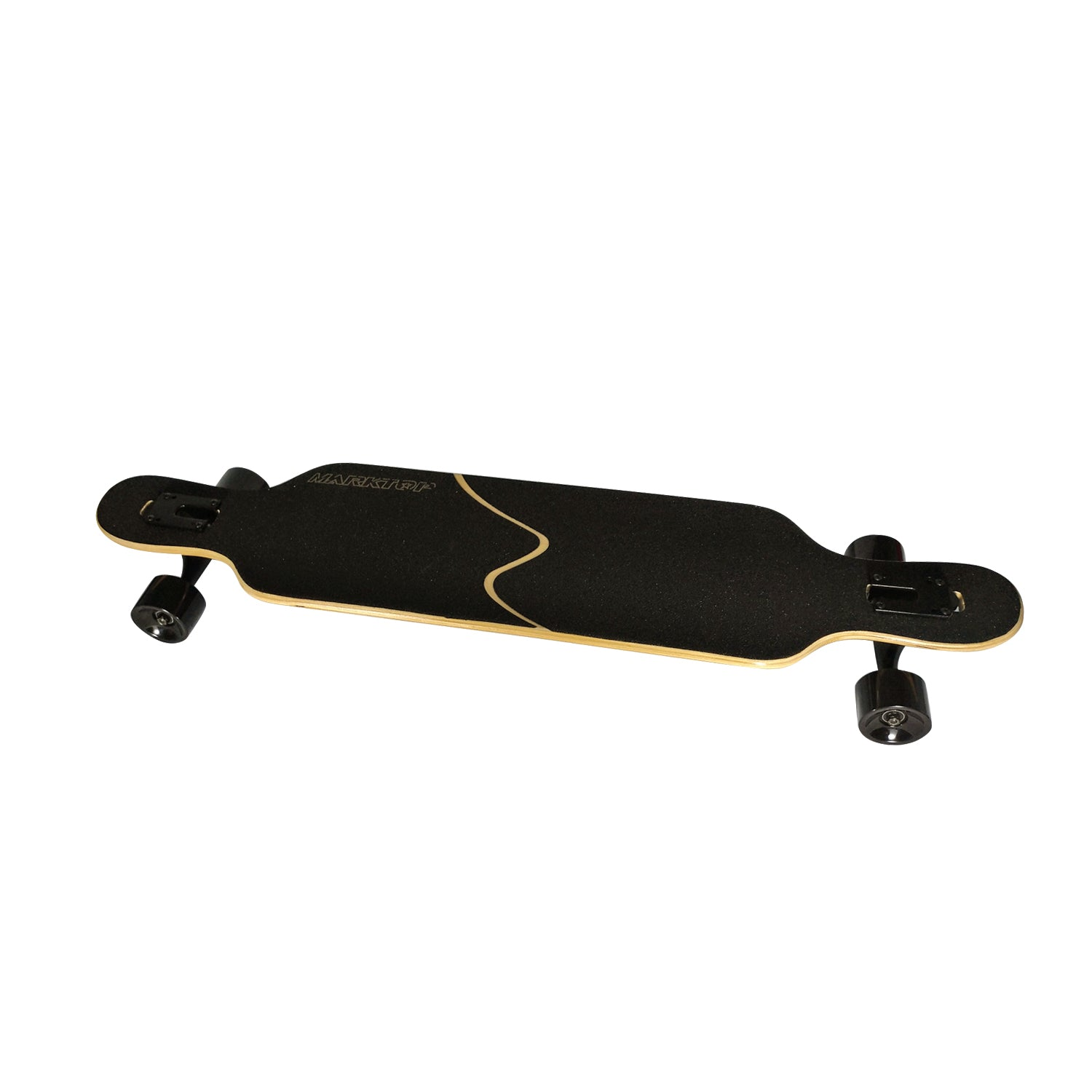 "Chaser 41"" Marktop 9-Ply 1896 Maple Wood Longboard-Rock Me Hard"