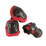 Chaser Advanced Protectors-Red