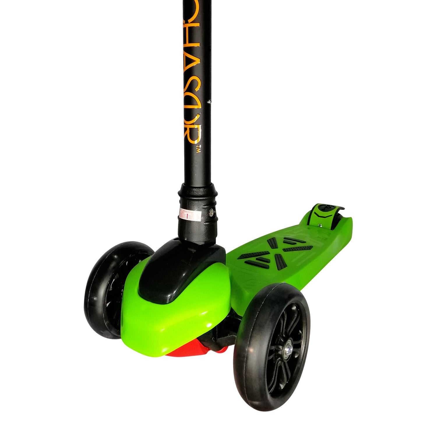 Chaser 6+ Folding Kids Kick Scooter-Green