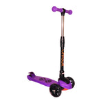 Chaser 6+ Folding Kids Kick Scooter-Purple
